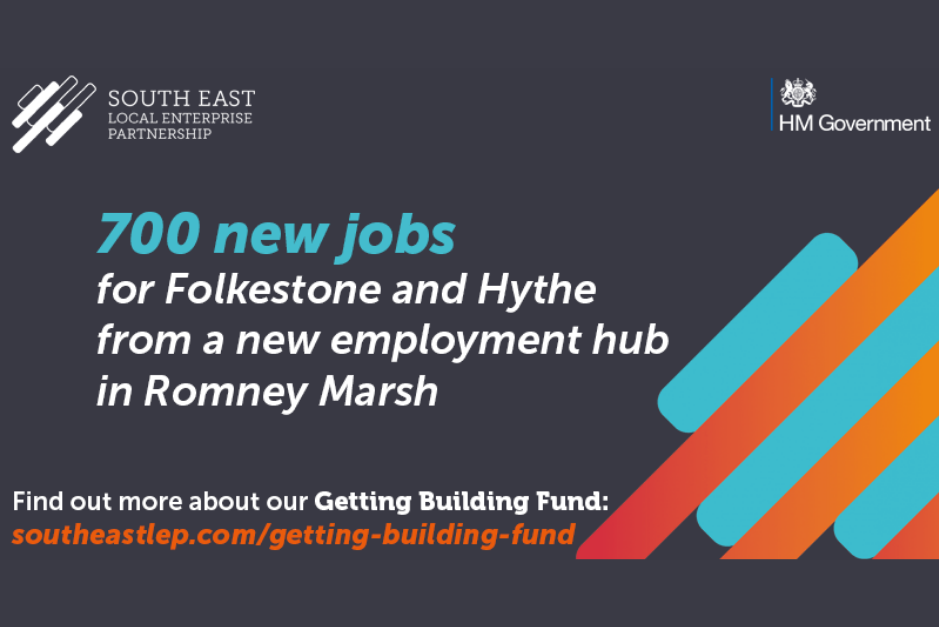 An image relating to £5.5m investment to boost Romney Marsh economy