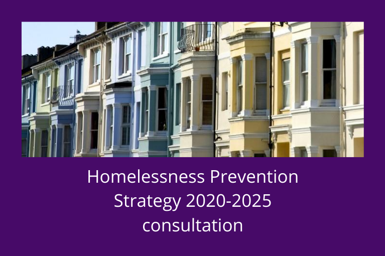 An image relating to Consultation on preventing homelessness