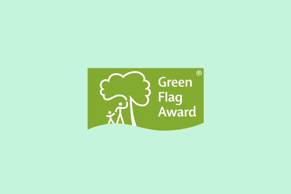 An image relating to Green sweep for district's award-winning parks