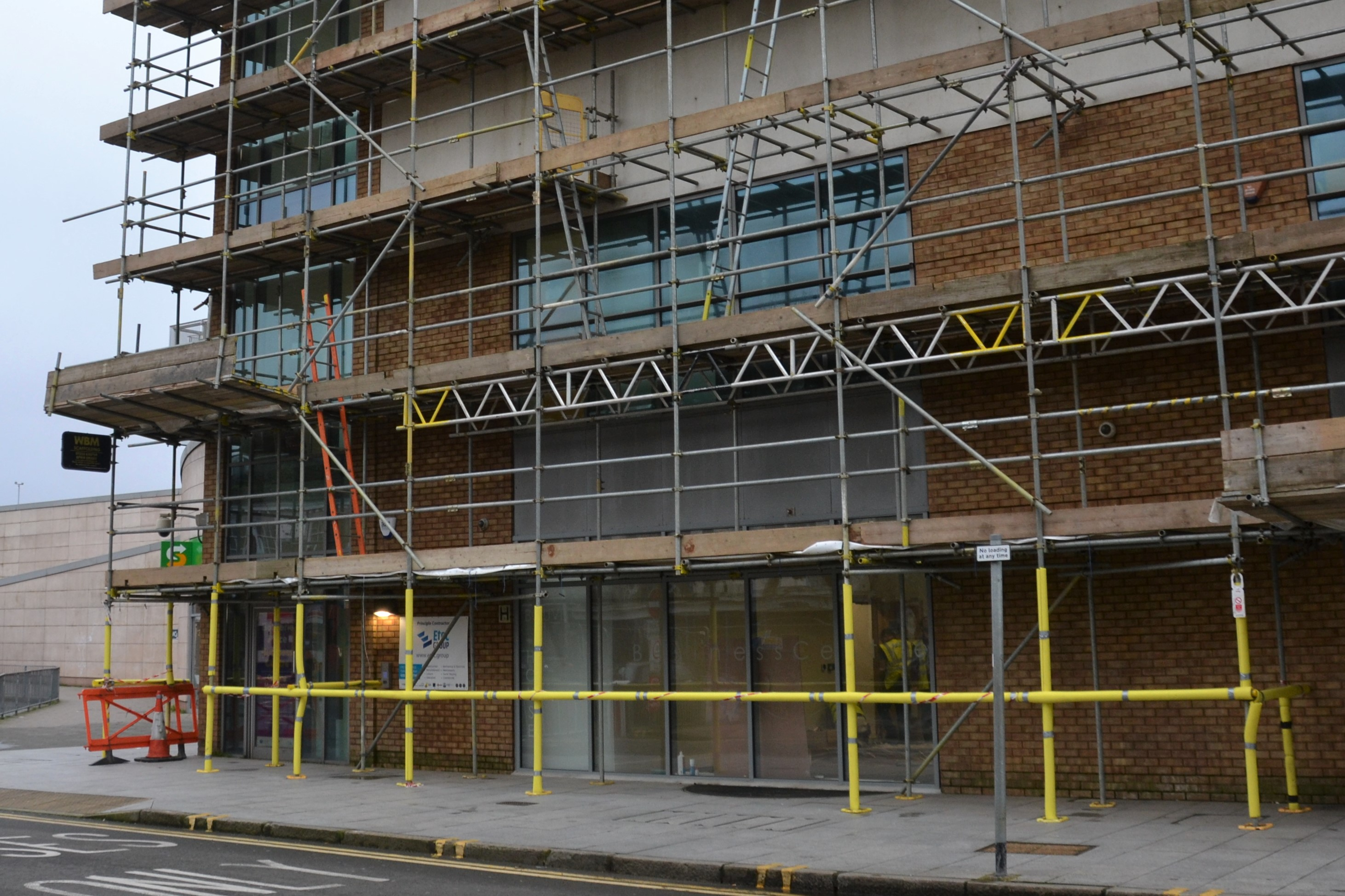 An image relating to New business hub taking shape