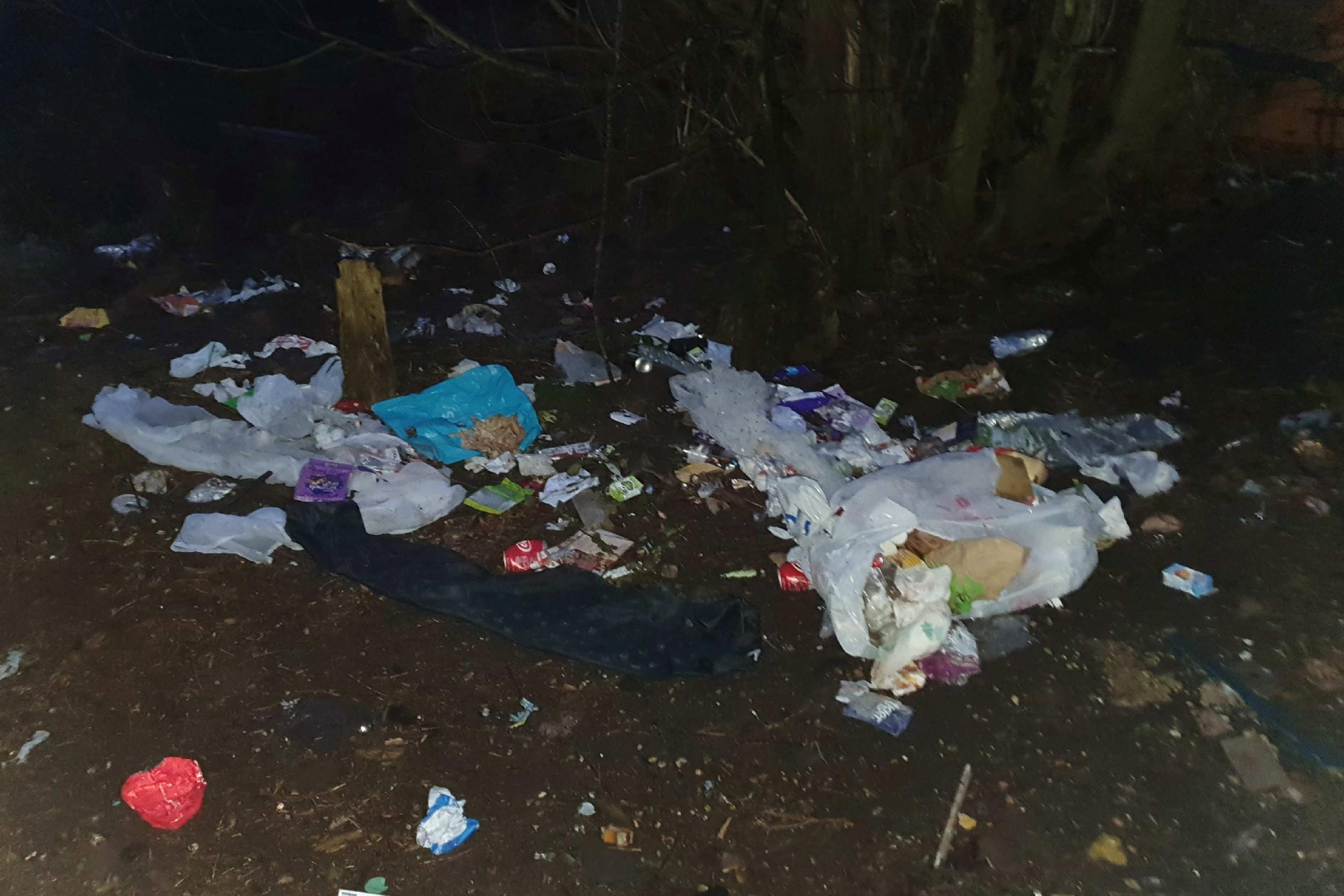 An image relating to Man fined for fly-tipping five times in five weeks